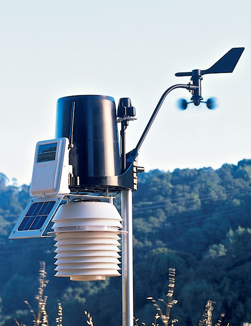 skyview the weather company presents the davis vantage pro weather station. Black Bedroom Furniture Sets. Home Design Ideas